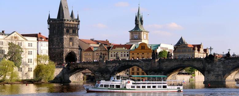 Charles Köprüsü - Prag