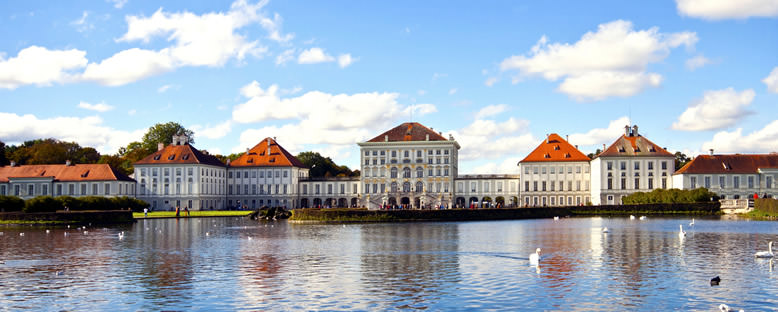 Nymphenburg Sarayı - Münih