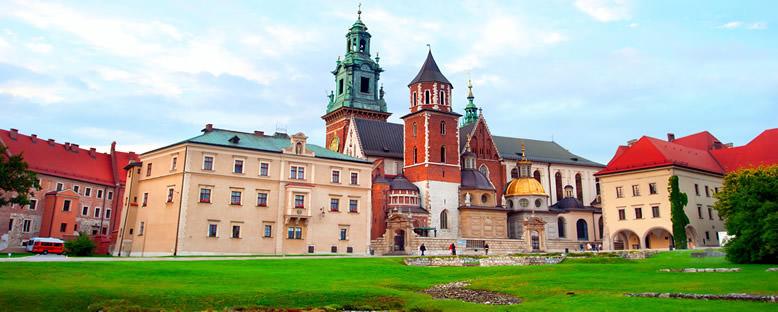 Wawel Şatosu - Krakow