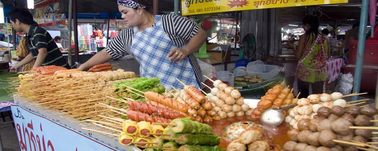 Sokak Yemekleri - Phuket