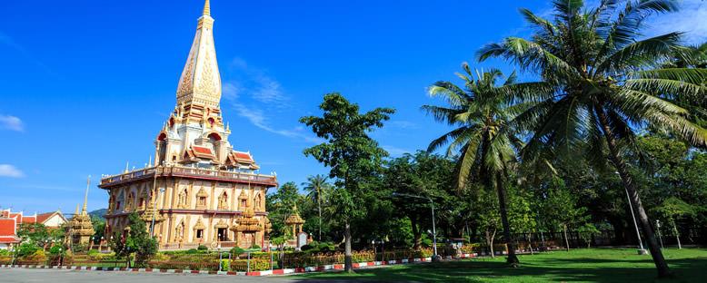 Wat Chalong - Phuket