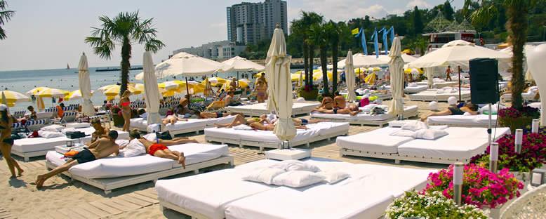 Beach Club'lar - Odessa