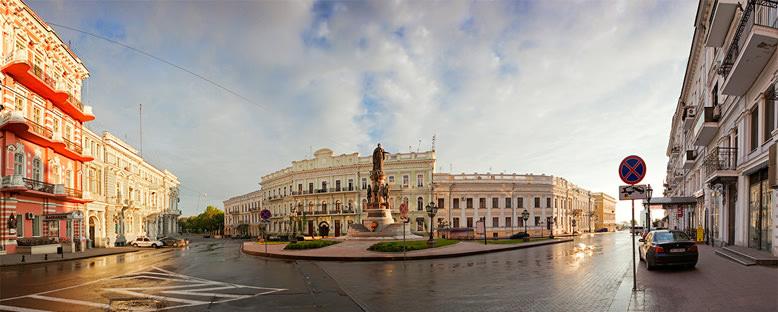 Kent Meydanı - Odessa