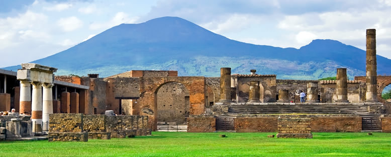 Pompeii Harabeleri - Napoli