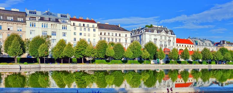 Tarihi Evler - Viyana