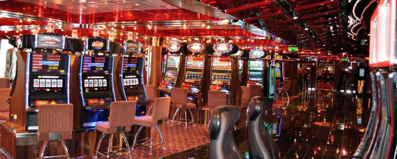 Casino Room - Costa Fascinosa