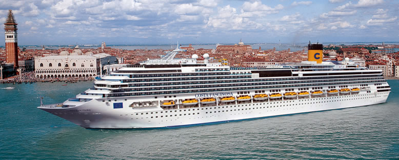 Costa Fascinosa Cruise Gemisi