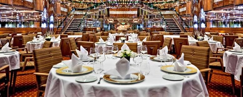 Otto e Mezzo Restaurant - Costa Fascinosa