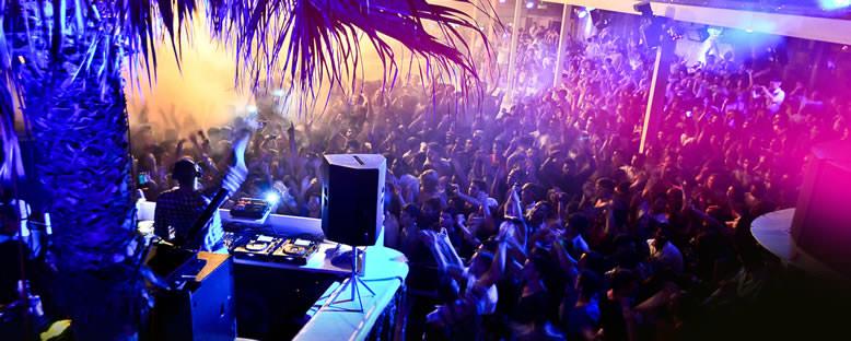 Plaj Partileri - Mykonos