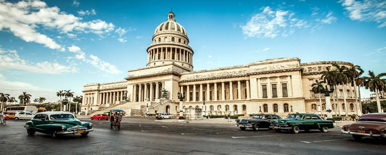 La Capitolio - Havana