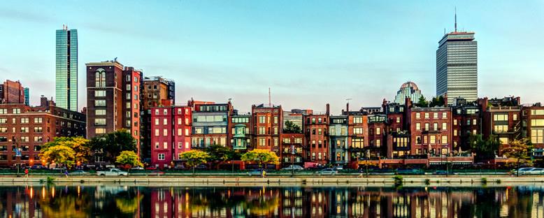 Back Bay Bölgesi - Boston