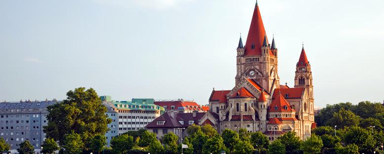 St. Francis Kilisesi - Viyana