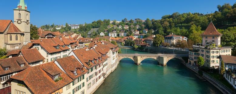 Aare Nehri Kıyıları - Bern