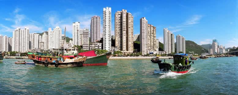 Aberdeen Limanı - Hong Kong