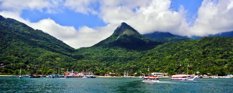 Abraao Limanı - Ilha Grande