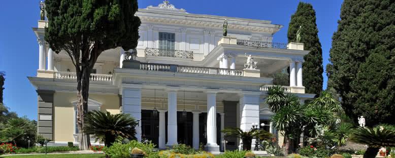 Achilleion Sarayı - Korfu