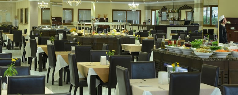 Açık Büfe Restaurant - Riverside Garden Resort