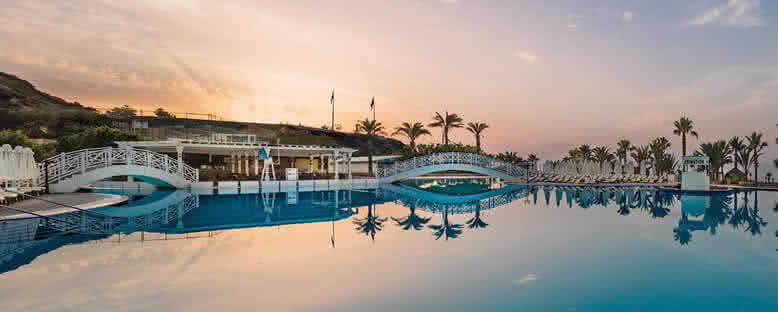 Açık Havuz - Acapulco Resort Hotel