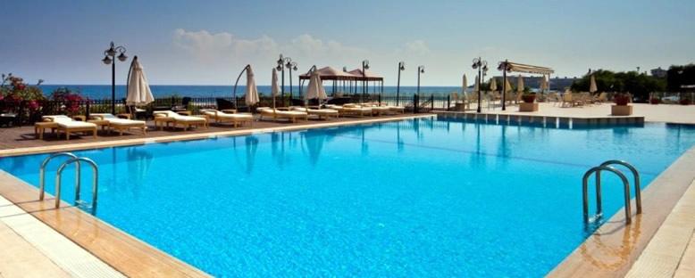 Açık Havuz - Ada Beach Hotel