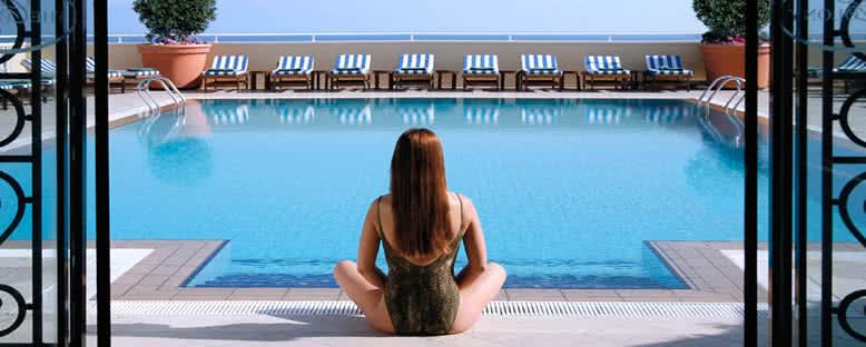 Açık Havuz - The Arkın Colony Hotel