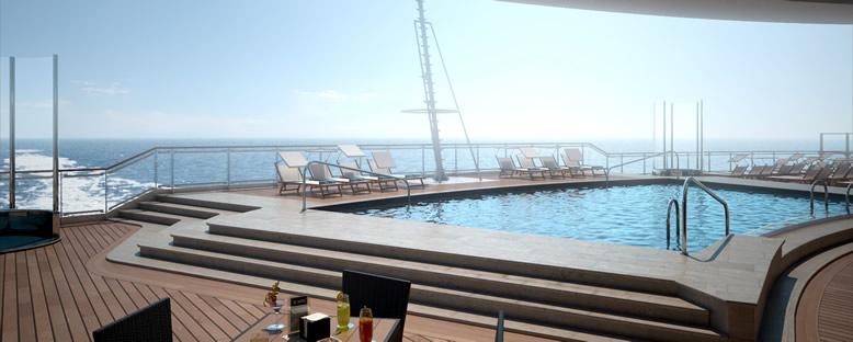 Açık Havuz - MSC Seaside