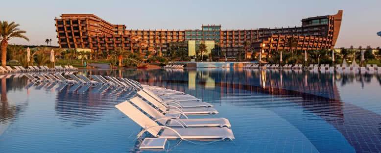 Açık Havuz - Noah's Ark Hotel