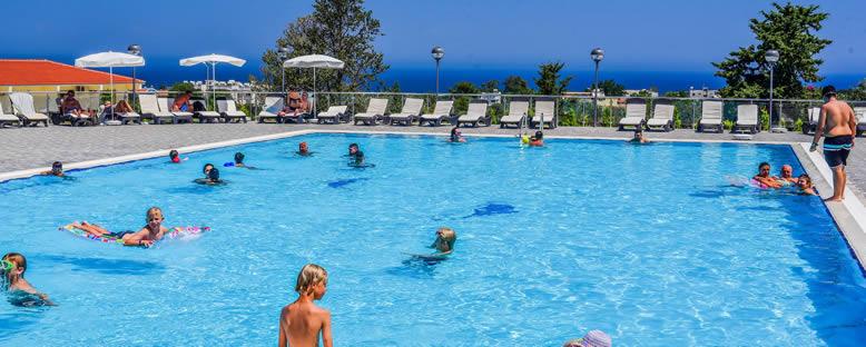 Açık Havuz - Riverside Garden Resort