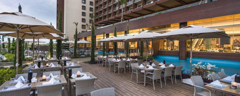Concorde Luxury Resort - Açık Restoran