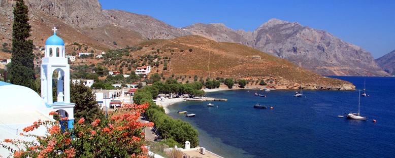 Ada Kıyıları - Kalimnos
