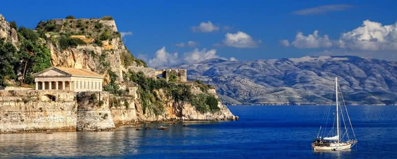 Ada Kıyıları - Korfu