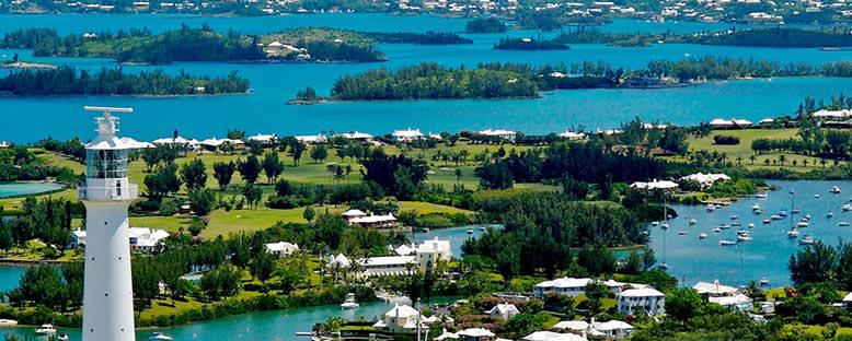 Ada Manzarası - Bermuda