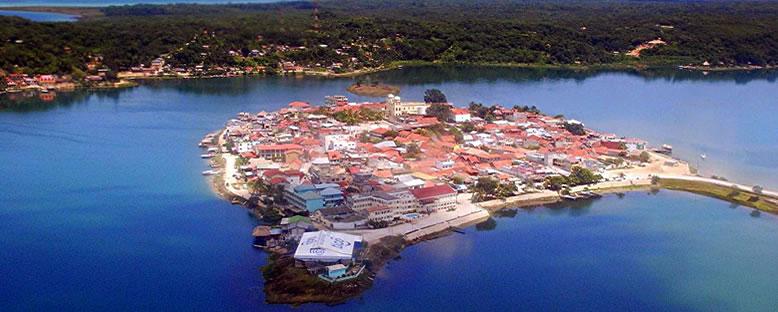 Ada Manzarası - Flores