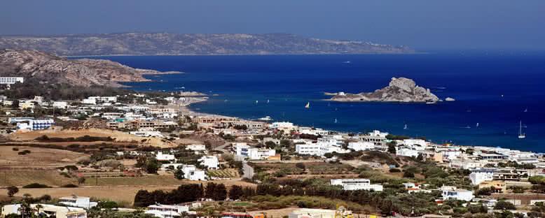 Ada Manzarası - Kos