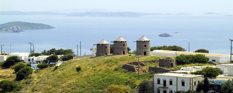 Ada Manzarası - Patmos