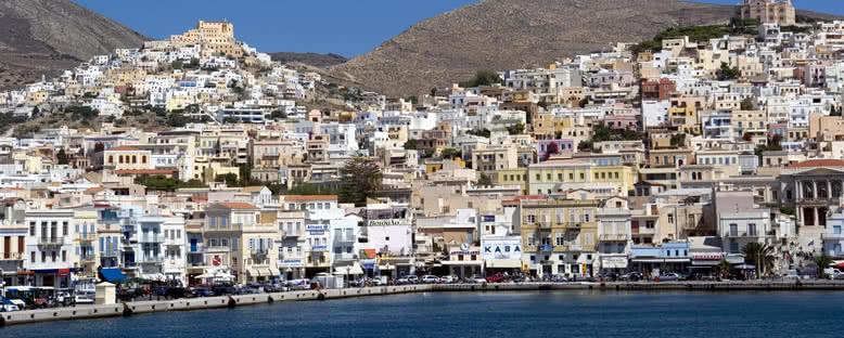 Ada Merkezi - Siros
