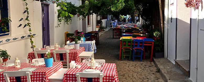 Ada Sokakları - Bozcaada