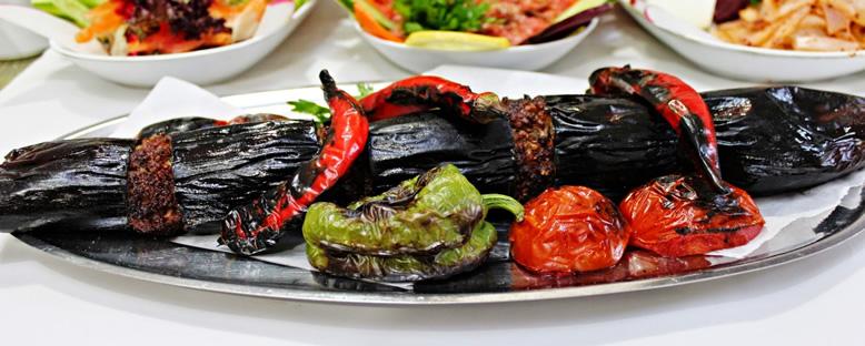 Adana Usulü Patlıcan Kebabı