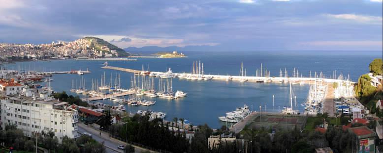 Liman Bölgesi - Kuşadası