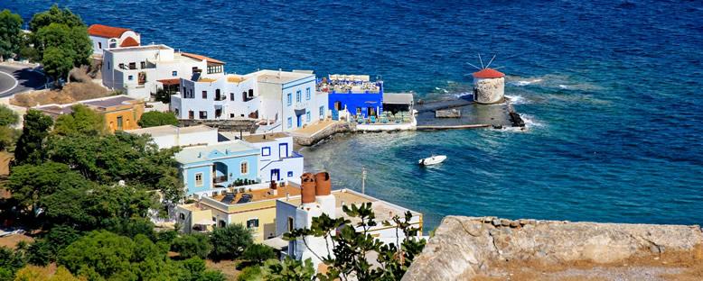 Agia Marina Kıyıları - Leros