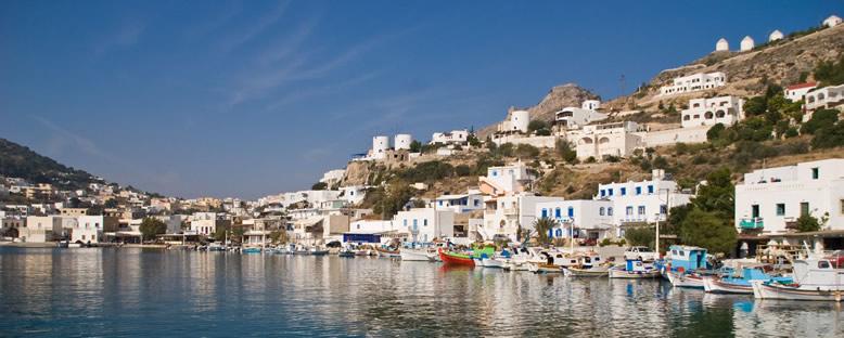 Agia Marina - Leros