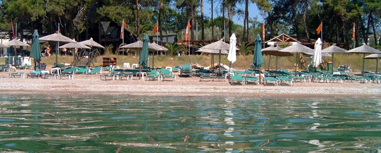 Agia Paraskevi Plajı - Dedeağaç