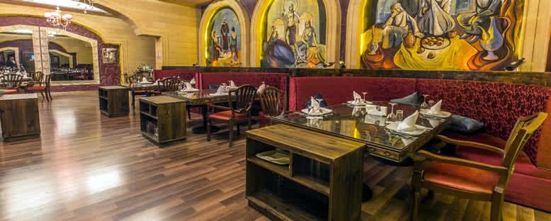Aisha Restaurant - Merit Park Hotel & Casino