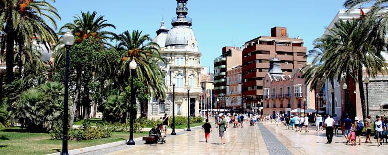 Kent Merkezi - Cartagena