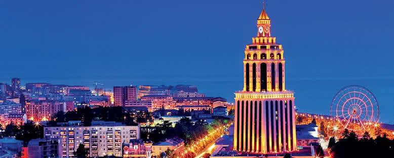 Akşam Işıkları - Batum