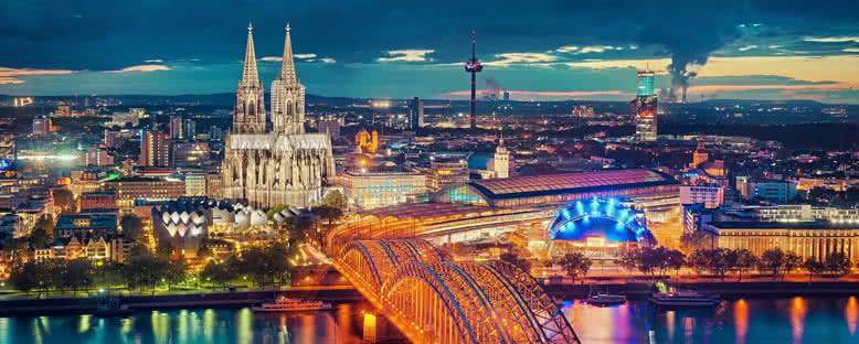 Akşam Işıkları - Köln