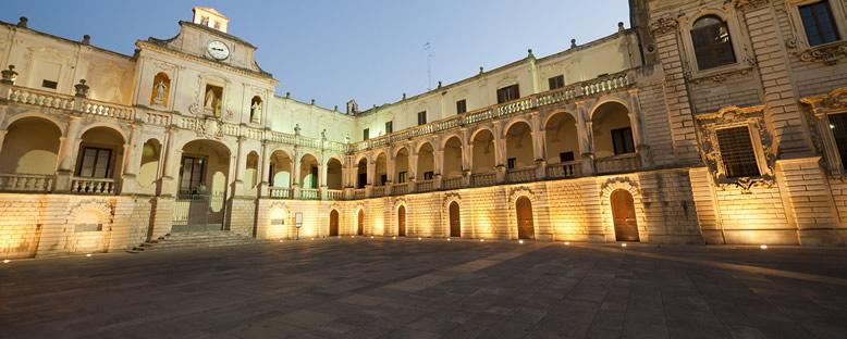 Akşam Işıkları - Lecce