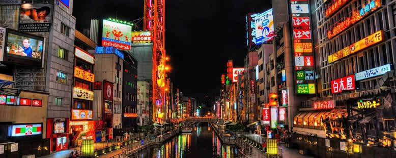 Akşam Işıkları - Osaka