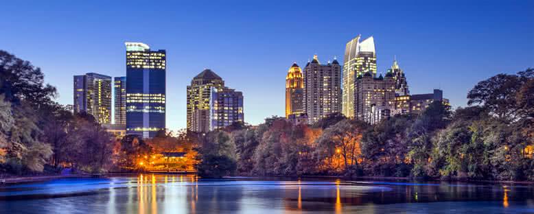 Akşam Manzarası - Atlanta