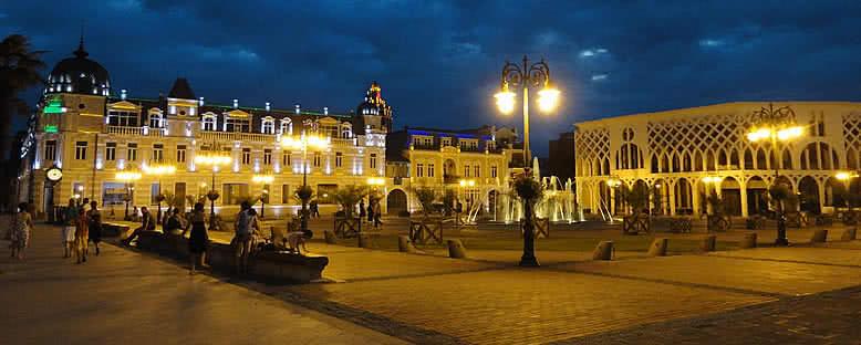 Akşam Manzarası - Batum