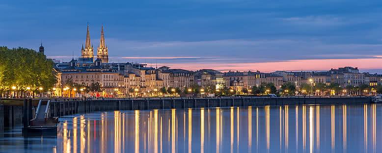 Akşam Manzarası - Bordeaux